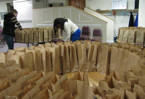 200 Bags Each Month