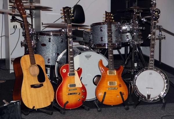 praise band instruments