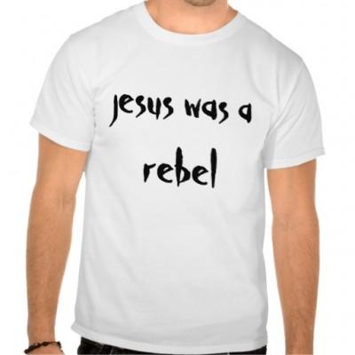 rebel jesus