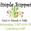 simple suppers 2015