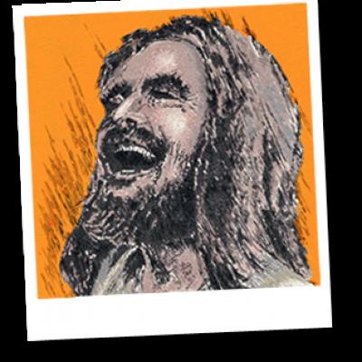 simply jesus smiling