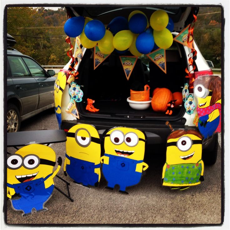 Annual Trunk Or Treat Open To All Franconia United